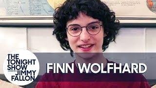 Finn Wolfhard Wants to Be Air Bud
