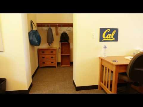 Sample UC Berkeley Suite (occupied)