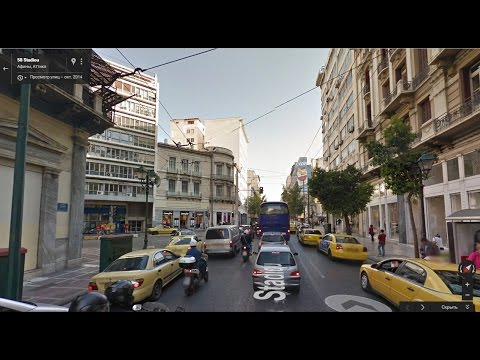 Часть 34. Город Афины. Part 34. City Athens