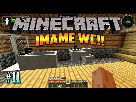 Minecraft Modded Survival #11: IMAME WC!! w/ BeastyGamers (Macedonian)