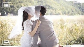 [VLOG] 4년차 예비신혼부부 커플의 셀프 웨딩사진 …