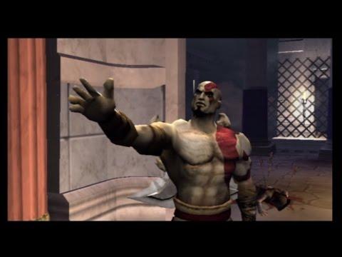 God of War 1 - God Mode #4, The Road to Athens
