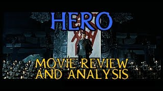 Hero (2002) - Movie Reviews with Mister Tillberry
