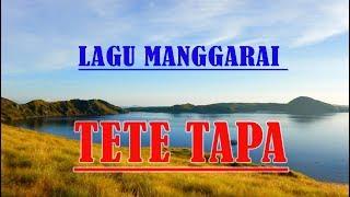 MANTAP... GOYANG  Lagu Manggarai  Tete Tapa  Flores NTT