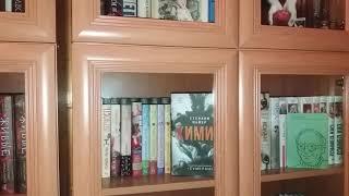 Мои Новые Книжные Шкафы || 2 Шкафа!!! || Краткий обзор!