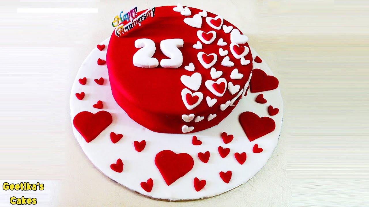 Easy Fondant Cake Designs