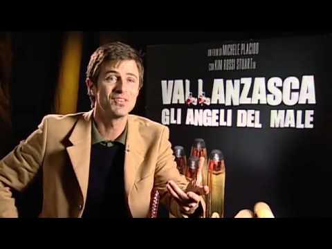 Interview with Kim Rossi Stuart Vallanzasca singing