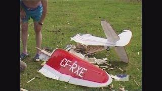 Crash, Crash huge and small, world wide