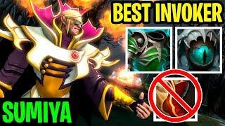 Sumiya Is Just An Amazing Invoker - Top 1 World Invoker - Dota 2