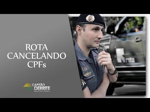 ROTA - 3 CPFs Cancelados - 18 de agosto de 2019