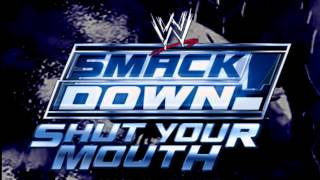 WWE SmackDown Shut Your Mouth OST PPV BGM 02