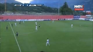 Video Gol Pertandingan Basel vs Zenit Petersburg