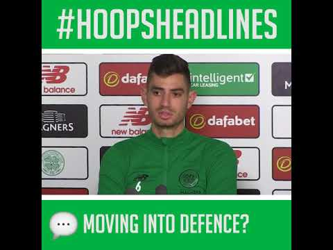 Celtic FC - Nir Bitton: Performance, InVIncibles and injuries