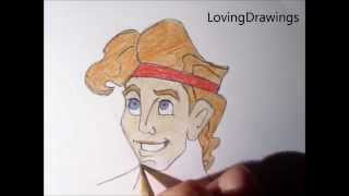 Disney- Learn to draw Hercules