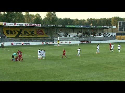 Natio Suriname vs Almere City