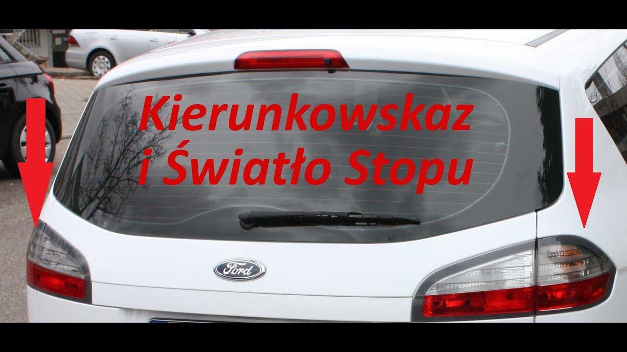 S Max Kierunkowskaz I Stop Youtube