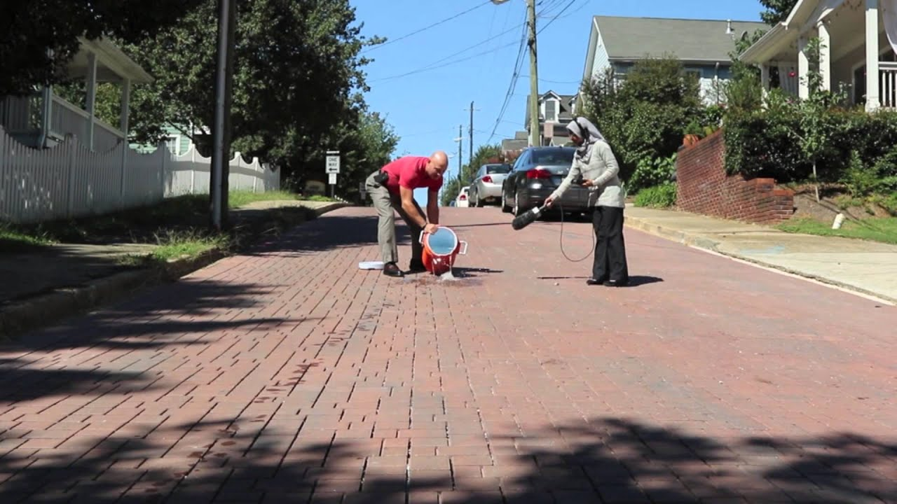 Permeable Pavers: Why it's not a thing yet (and why it