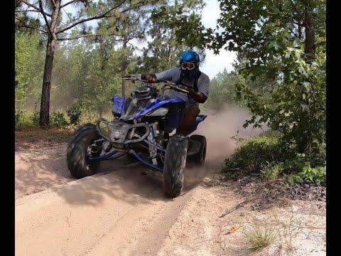 Yamaha Raptor 700r Sports Quad.....Cape Fear Atv Park