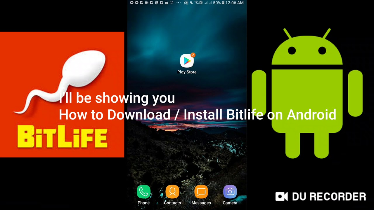 HOW TO DOWNLOAD BITLIFE ON ANDROID TUTORIAL