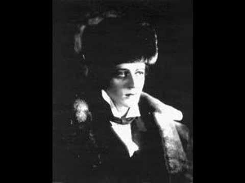 Young SERGEI  LEMESHEV sings Lensky Aria 1937