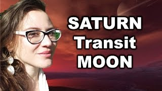 Testing Times (Saturn Transiting Your Moon Sign)