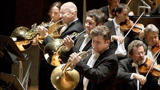 Schumann: Concert Piece for four horns / Rattle · Berliner Philharmoniker