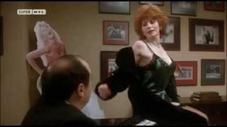 """Anita Morris: """"Die unglaubliche Entfuehrung der verrueckten Mrs Stone"""" (USA 1986)"""