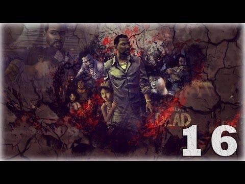Смотреть прохождение игры The Walking Dead: Episode 4. Серия 16 - Кроуфорд.