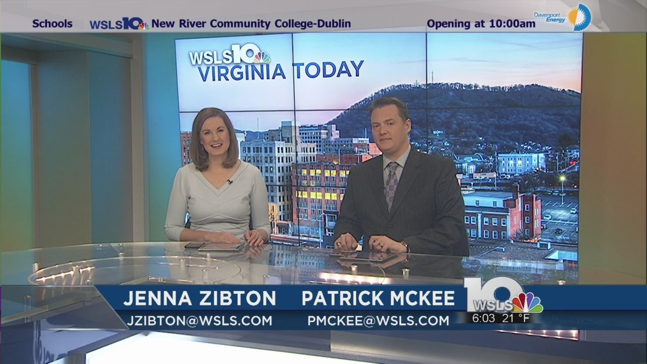 WSLS 10 Virginia Today