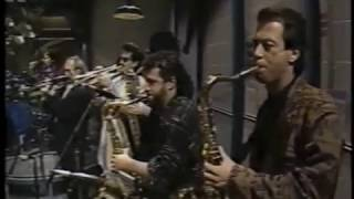 Video Tower of Power Horns on Late Night, November 11, 1987 download MP3, 3GP, MP4, WEBM, AVI, FLV Agustus 2018