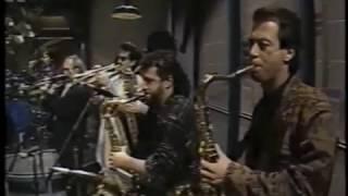 Video Tower of Power Horns on Late Night, November 11, 1987 download MP3, 3GP, MP4, WEBM, AVI, FLV Juni 2018