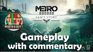 Metro Exodus Sam's Story - 15 mins of Gunplay
