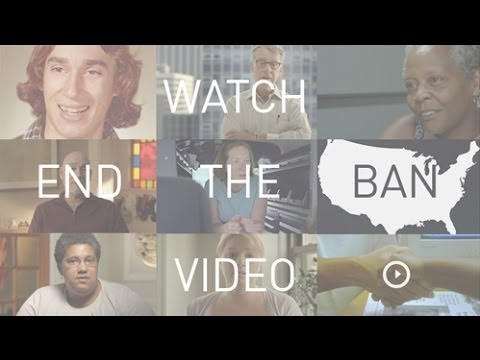 The Exchange :: Help Us End the Ban :: amfAR