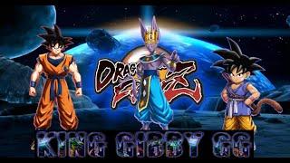 DBFZ: Kid Goku (GT) Double Spirit Bomb TOD Combo (unpractical)