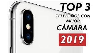 TELEFONOS CON MEJOR CAMARA 2019
