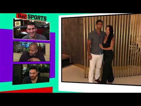Jimmy Garoppolo Shows Major PDA with Woman Outside San Jose Bar | TMZ Sports
