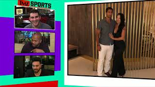 Jimmy Garoppolo Shows Major PDA with Woman Outside San Jose Bar | TMZ Sports