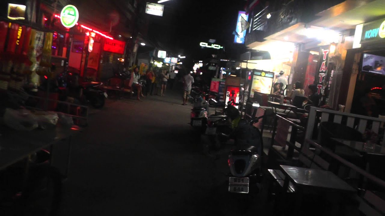 A stroll down soi bintabaht hua hin 2013 youtube for What is the soi
