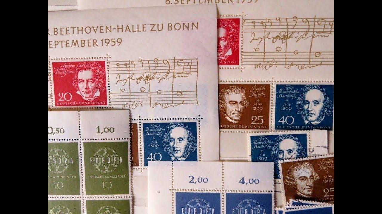 Briefmarken Wertvoll Oder Nicht Schatzsuche In Briefmarkensammlung