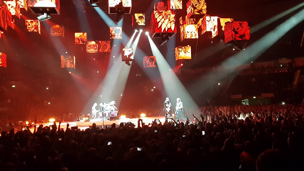 Metallica Mannheim 2021