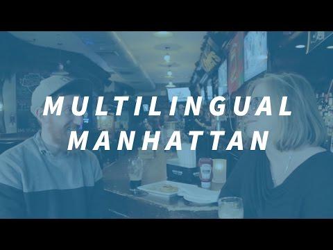 Multilingual Manhattan   The Polyglot Tour
