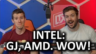 Even Intel is Impressed by AMD's Progress - WAN Show June 28, 2019