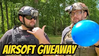 TriFecta Airsoft Giveaway for May 2020