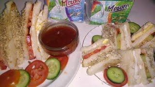 Chicken Chese Club Sandwich king chef shahid jutt