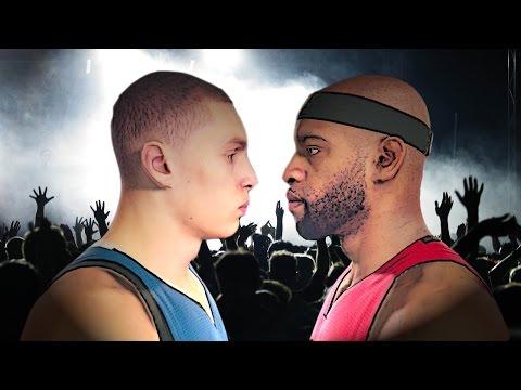 NBA 2K15 - Zach LaVine vs Vince Carter
