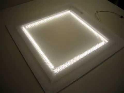 Светильник светодиодный Офис Премиум призма