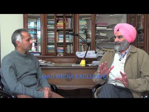 Gurtej Singh IAS talks about Simranjit Mann and their association-Part 2