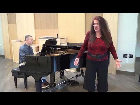 Stride la Vampa - Verdi - Diana Cantrelle, Dramatic Mezzo-Soprano