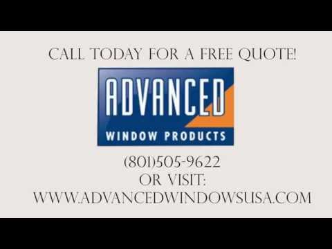 Energy Efficient Window Replacement Salt Lake City - Advanced Window Products USA