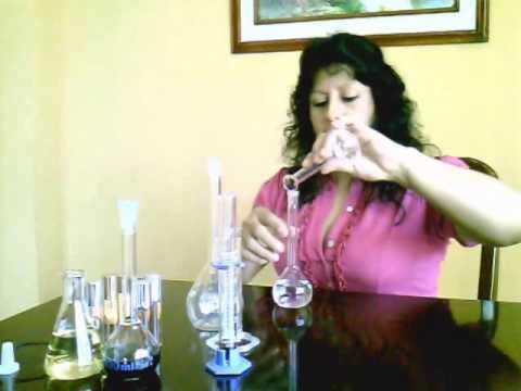 preparacion de perfumes